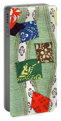 Bamboo Blind - Japanese Traditional Pattern Design Portable Battery Charger