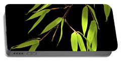 Bamboo Leaves 0580a Portable Battery Charger