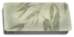 Bamboo Leaves 0580c Portable Battery Charger