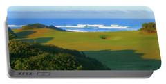 Bandon Dunes Golf Course - Hole #12 Portable Battery Charger