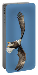 Banking Bald Eagle Portable Battery Charger