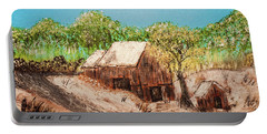 Barn On The Hill Portable Battery Charger