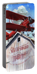 Barn Stormer - Customizeable Portable Battery Charger