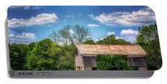 Barn With Ivy Portable Battery Charger
