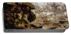 Battlefield, World War Two Portable Battery Charger