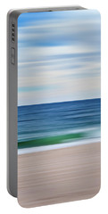 Beach Blur Portable Battery Charger
