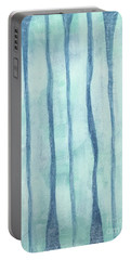 Beach Collection Beach Water Lines 2 Portable Battery Charger