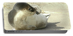 Beach Seal Portable Battery Charger