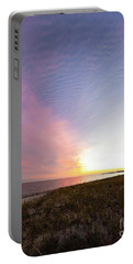 Beach Sunset West Dennis Cape Cod Portable Battery Charger
