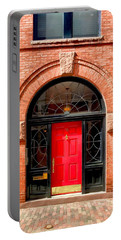 Beacon Hill Rowhome Portable Battery Charger