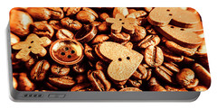 Beans And Buttons Portable Battery Charger