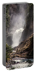 Bear Creek Spray In Color Portable Battery Charger