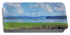 Beautiful Manukau Harbour Portable Battery Charger