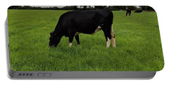 Beautiful Dairy Heifer Portable Battery Charger