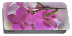 Behind The Orchid Portable Battery Charger