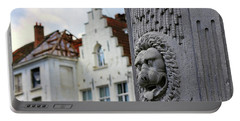 Belgian Coat Of Arms Portable Battery Charger