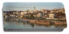 Belgrade Cityscape Portable Battery Charger