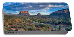 Bell Rock Scenic View Sedona Portable Battery Charger