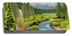 Berthoud Pass Portable Battery Charger