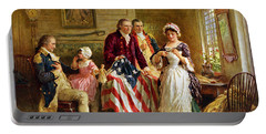 American History Portable Battery Chargers