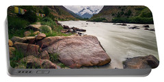 Bhag River Portable Battery Charger