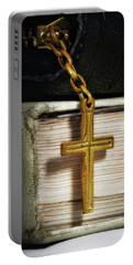 Bibles With Cross Portable Battery Charger