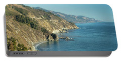Big Sur Sunset Light Portable Battery Charger