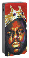 Biggie Notorious Big Portable Battery Charger