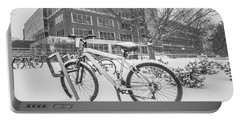 Bike And Msu Library  Portable Battery Charger