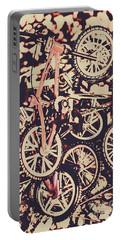 Bike Mountain Portable Battery Charger