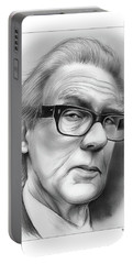 Bill Nighy Portable Battery Charger