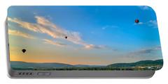 Binghamton Spiedie Festival Air Ballon Launch Portable Battery Charger