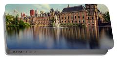 Binnenhof, The Hague Portable Battery Charger