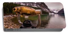 Binoculars Portable Battery Charger