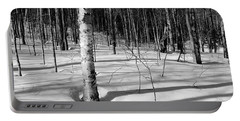 Birch Shadow. Portable Battery Charger