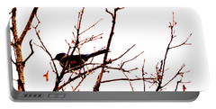 Bird On A Tree Portable Battery Charger