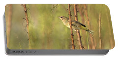 Bird On Branch Portable Battery Charger