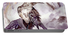 Bird On The Rock Portable Battery Charger