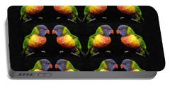 Bird Talk Portable Battery Charger