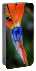 Birds Of Paradise Up Close Portable Battery Charger