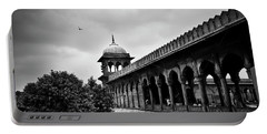 Birds Over The Jama Masjid Portable Battery Charger