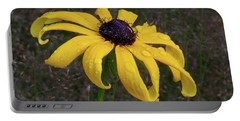 Portable Battery Charger featuring the photograph Black Eyed Susan by Dale Kincaid