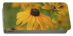 Portable Battery Charger featuring the photograph Black-eyed Susans by Dale Kincaid