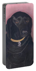 Black Lab Portable Battery Charger