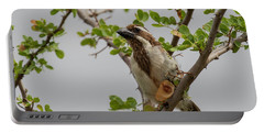 Black-throated Barbet Portable Battery Charger