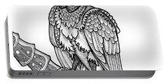 Black Vulture Portable Battery Charger