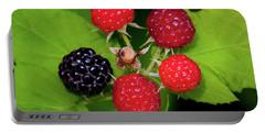 Blackberries Portable Battery Charger