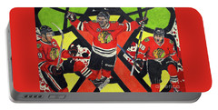 Blackhawks Authentic Fan Limited Edition Piece Portable Battery Charger