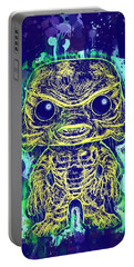 Creature From The Black Lagoon Pop Portable Battery Charger