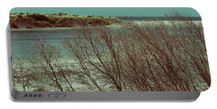 Portable Battery Charger featuring the photograph Blackwood Rivermouth, Augusta, Western Australia by Elaine Teague